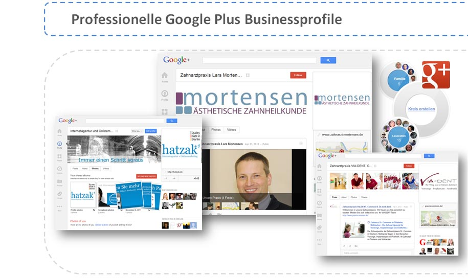 Google Plus Businessprofile