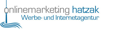 Onlinemarketing Agentur Berlin - hatzak Logo
