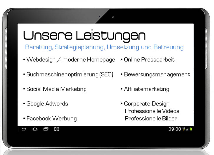 Internetmarketing Agentur in Berlin