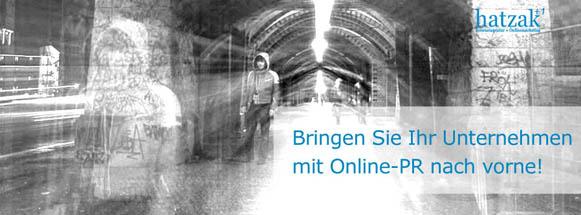 Online-PR Agentur Berlin und Internet-PR Agentur Berlin