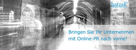 Online-PR Agentur - Internet-PR Agentur Berlin