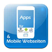 Mobile Homepages, Websites und Apps für Smartphones