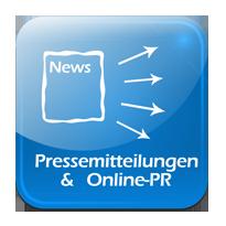 Agentur für Online-PR und Pressemitteilungen