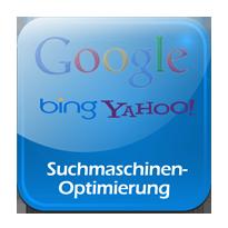 Seo Suchmaschinenoptimierung-Agentur für Google, Bing und Yahoo