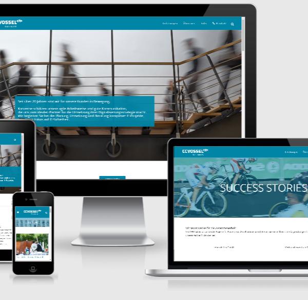 Wordpress Webdesignagentur - CCVossel GmbH IT Dienstleister