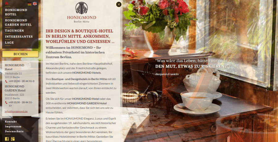 Design & Boutique-Hotel Berlin-Mitte