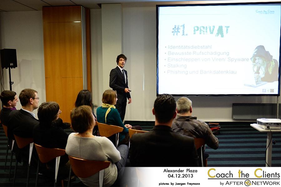 Coach the Clients - 04.12.13 VI
