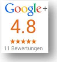 Google-Bewertungen Webdesign Agentur Berlin