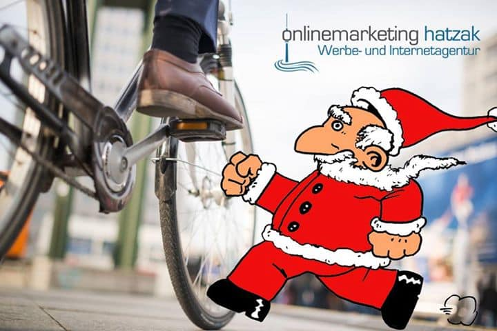 Internetmarketing weihnachtsgruss nikolaus
