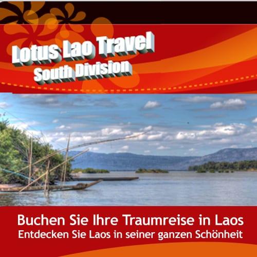 Laos Reisen - Rundreisen in Asien