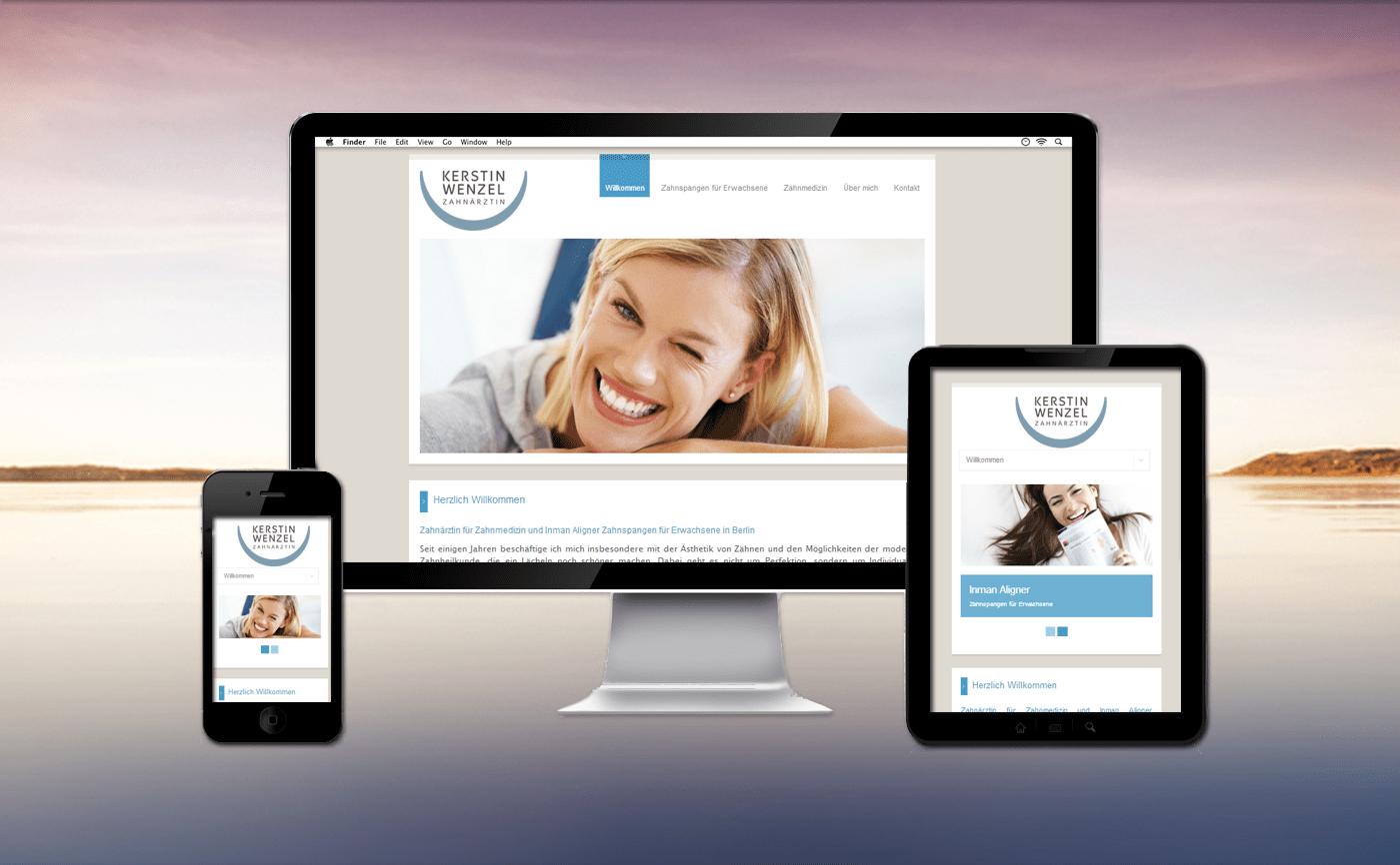 Referenz Webseite zahnarzt-zahnspangen-berlin