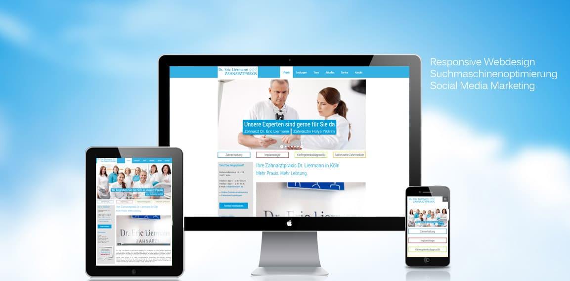 Webdesign Agentur hatzak aus Berlin - Online- und Internetmarketing