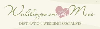 Weddings on the move