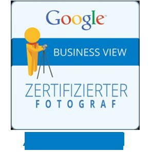 Google Business View zertifizierter - Fotograf für Ihr Unternehmen - 360° Panoramfotografie