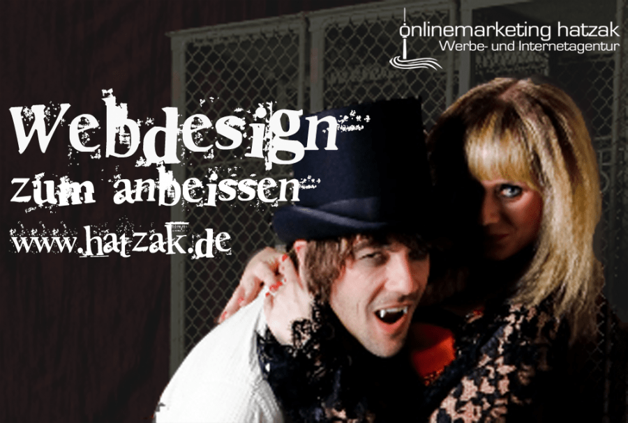 Happy Halloween Webseiten zum anbeissen - Webdesign Agentur Berlin