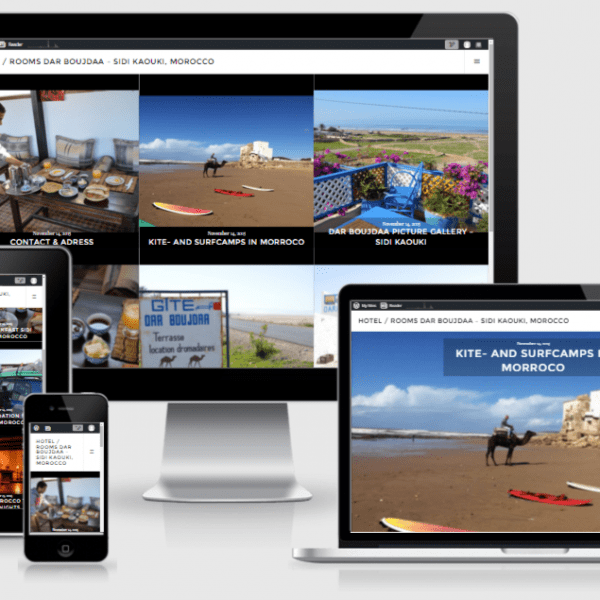hoteldarboujdaa-sidi-kaouki-wordpress-webdesign