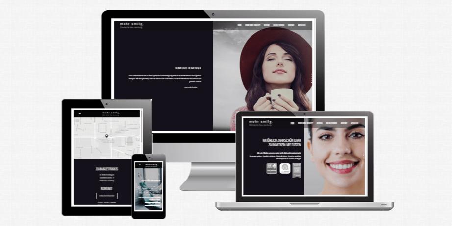 mohr-smile Wordpress-Webdesign Agentur