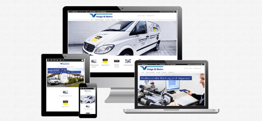 Wordpress Webdesign - Suchmaschinenoptimierung, Social Media Marketing