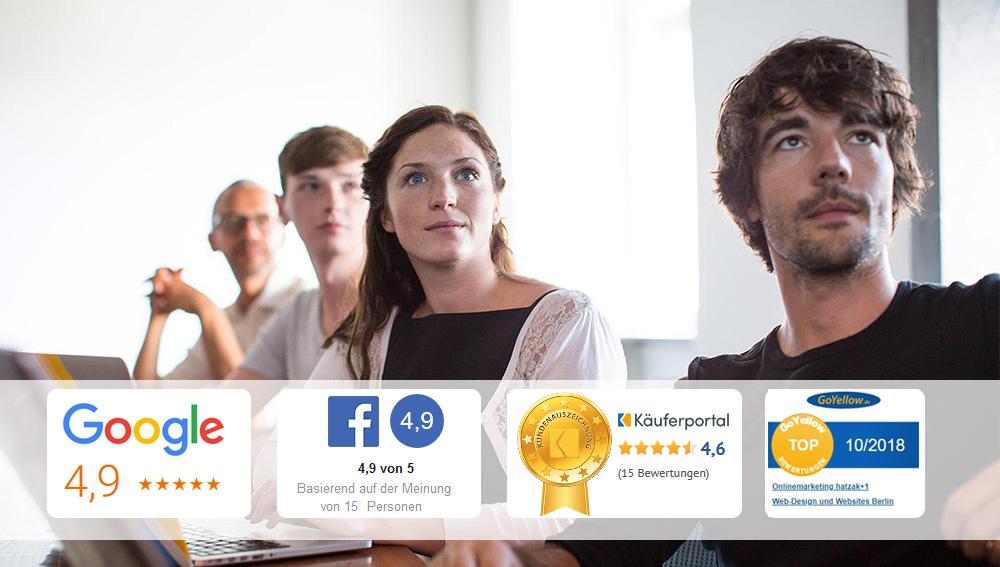 Wordpress Webdesign Agentur für Onlinemarketing aus Berlin